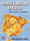 Pueblos y apellidos de Espa�a